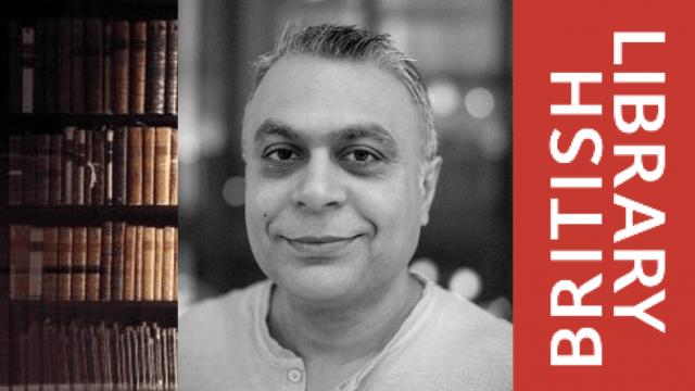 CDHR welcomes RSHA Academic Visitor Mahendra Mahey, British Library