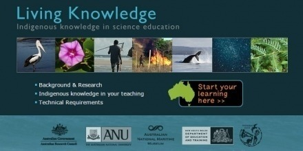 Living Knowledge: ARC linkage grant website