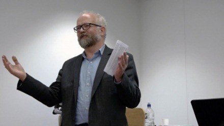 Lecture | The imagination of Ada Lovelace: an Experimental Humanities approach - David De Roure