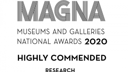 MAGNA 2020 - Talking About Stones - Highly Commended