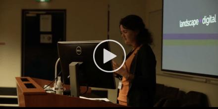 Dr Katrina Grant 'Reconstructing lost landscapes'